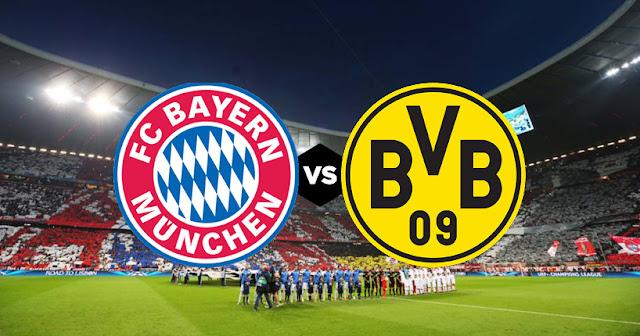 بث مباشر مباراة بايرن ميونخ وبروسيا دورتموند اليوم 26-05-2020 الدوري الألماني