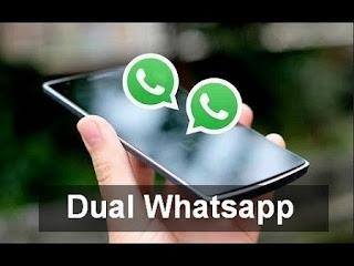 Simak! Cara install 2 whatsapp dalam 1 android, 100% Work!