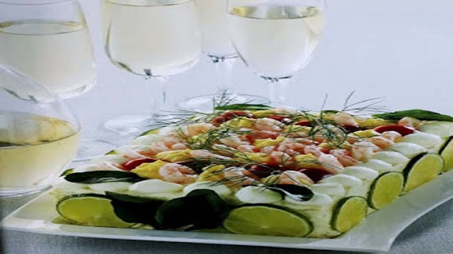 Havsfruns frestelse klassiskt recept