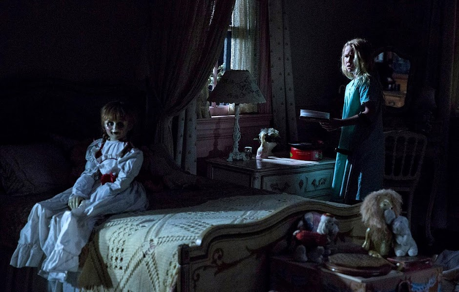 """Segundo trailer de """"Annabelle 2: A Criação do Mal"""" revela"""