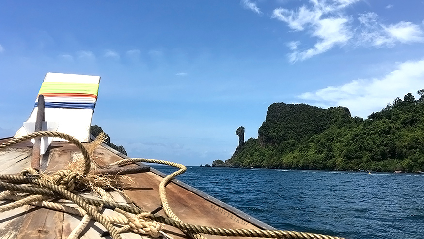 3 Days in Krabi Guide including 4 island tour, Railay rock climbing and Ao Nang Beach
