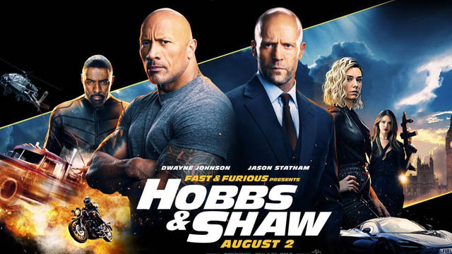 Hobbs And Shaw Full Movie in Hindi Download Filmywap 123movies