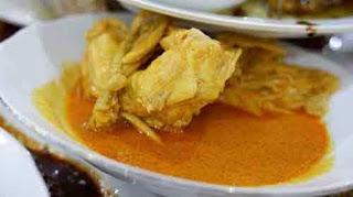 Aneka Resep Gulai Ayam Yang Enak