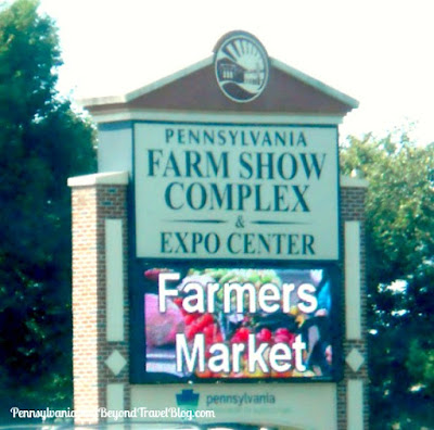 Pennsylvania Farm Show Complex in Harrisburg Pennsylvania