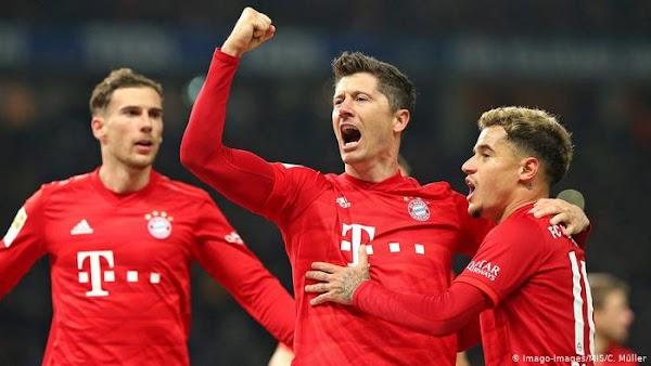 نتيجة مباراة بايرن ميونخ وفيردر بريمن اليوم بتاريخ 16-06-2020 في الدوري الالماني