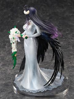 Albedo - Wedding Dressing - 1/8 de Overlord, F:NEX (FuRyu)