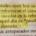 Hebreos 3: 7-8