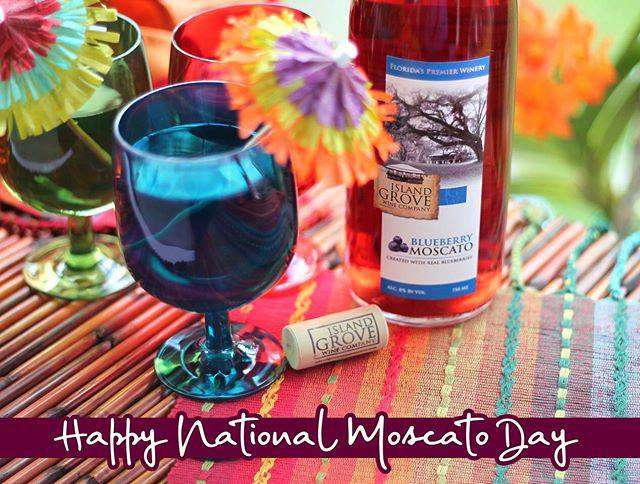National Moscato Day Wishes Photos