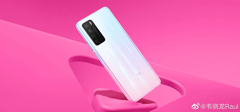 HONOR Play 4 with quad-cam and 3 color options teased