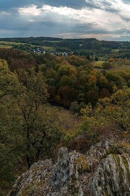 WesterwaldSteig 10. Etappe Limbach - Kloster Marienthal | Kroppacher Schweiz und Schieferbergwerk Assberg 11