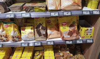 Schär gluten free products on sale in Germany