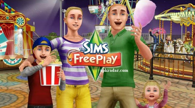 The Sims: FreePlay 5 8 0 MOD APK (Unlimited Money, Lifestyle