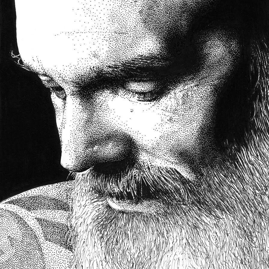 08-Stippling-facial-detailing-Sebastien-Drillon-www-designstack-co