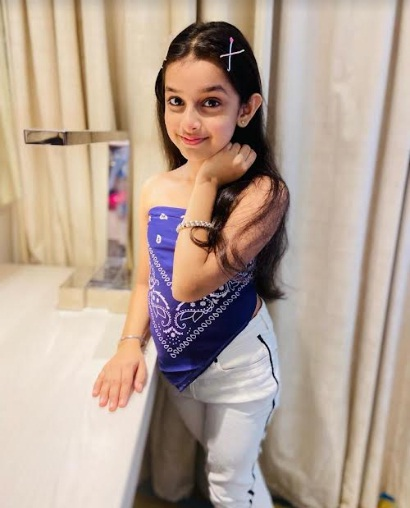 Shivika Rishi Child Actor Age, Height, Career, Family, Wiki, Biography and more - Stars Biowiki