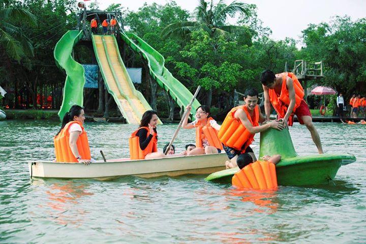 Khu du lịch Bò Cạp Vàng (Long Thành - Đồng Nai)