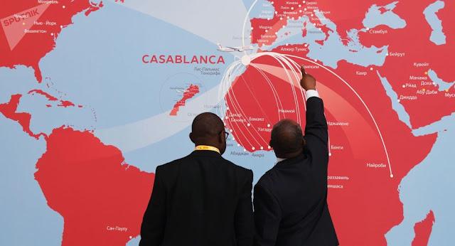 Porque o ocidente não vê com bons olhos influência da Rússia em África?