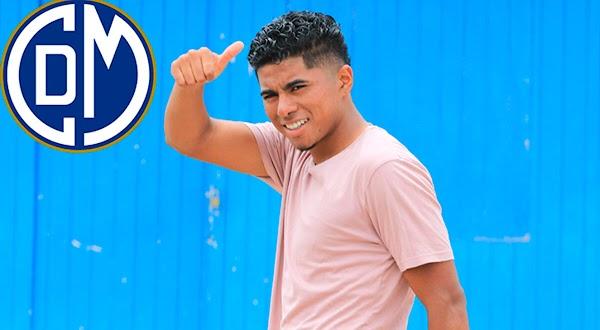Oficial: Deportivo Municipal, firma Erinson Ramírez