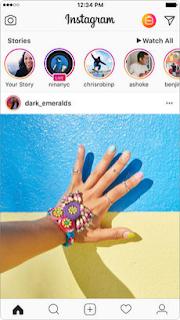Instagram si aggiorna alla vers 135.0