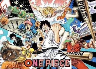 Update! Baca Manga One Piece Chapter 912 Full Sub Indo