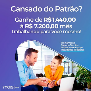 Oportunidade Mais Global - Grupo de WhatsApp