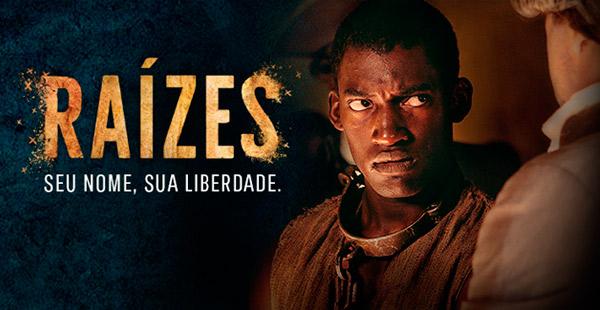 Remake da série 'Raízes' estreia no History (BRASIL), nesta Segunda Feira ( 17/10)