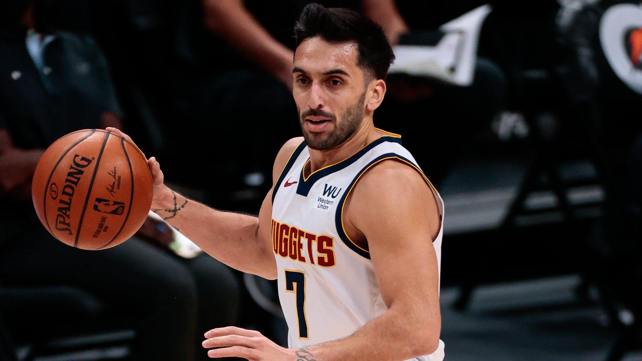 NBA: Con aporte del cordobés Campazzo, Denver Nuggets venció a Oklahoma City Thunder