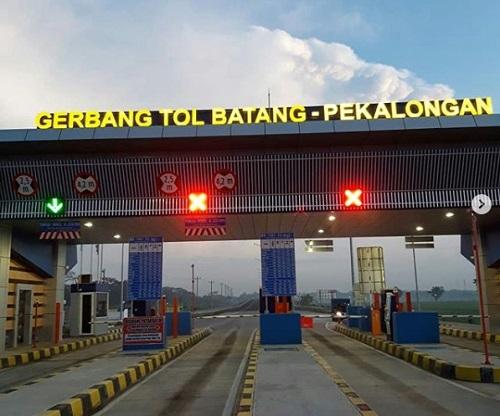 gerbang tol batang pekalongan