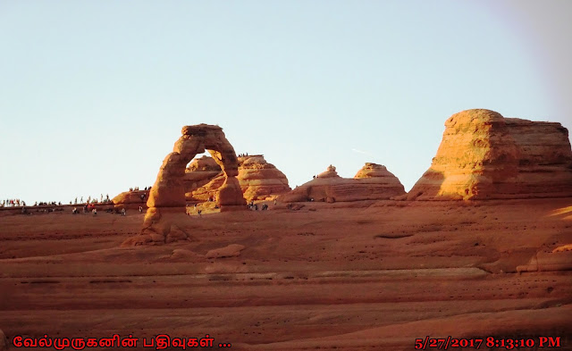 Delicate Arch is the icon of Utah