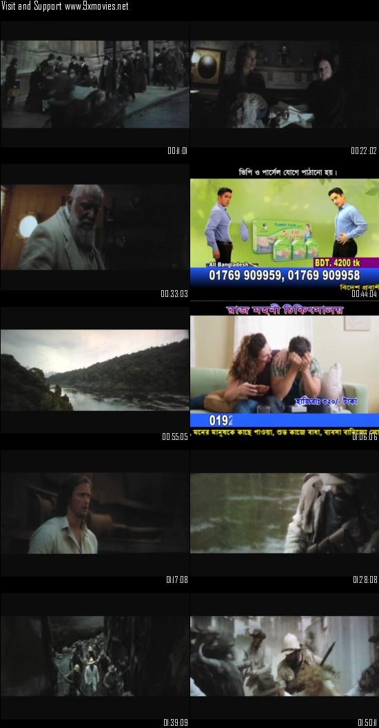 The Legend of Tarzan 2016 Hindi Dubbed pDVDRip
