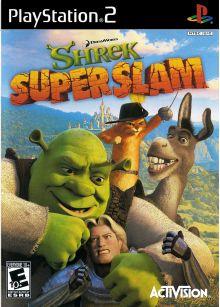 Shrek Super Slam PS2 Torrent