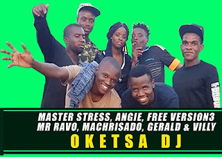 Master Stress – Oketxa DJ ft Angie , Free Version 3 ,Mr Ravo ( 2019 ) [DOWNLOAD]