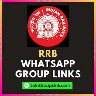 RRB whatsApp group Join links