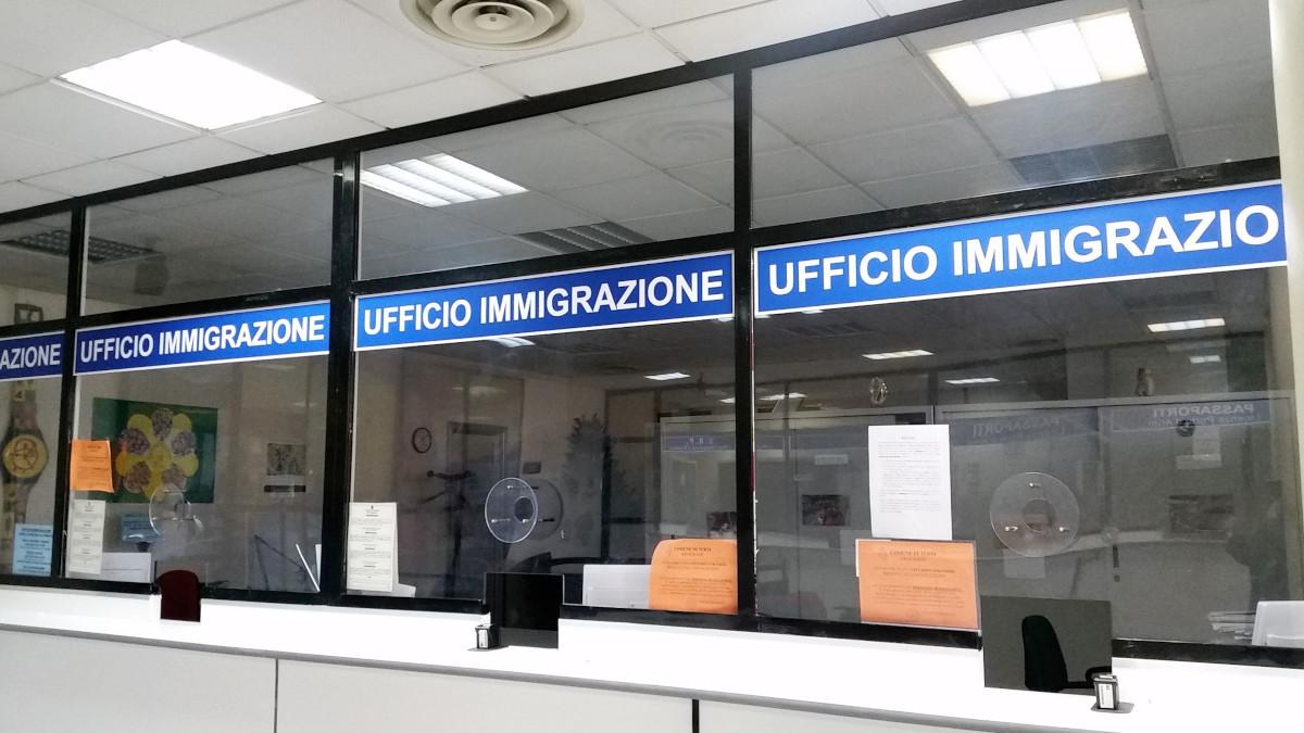 ufficio immigrazione Catania