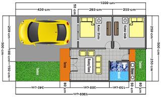 Promo 12-12 Rumah Dijual Citayam Dekat Stasiun
