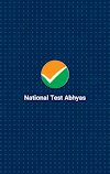 NTA National Testing Abhyas app for NEET and JEE Aspirants for mock test