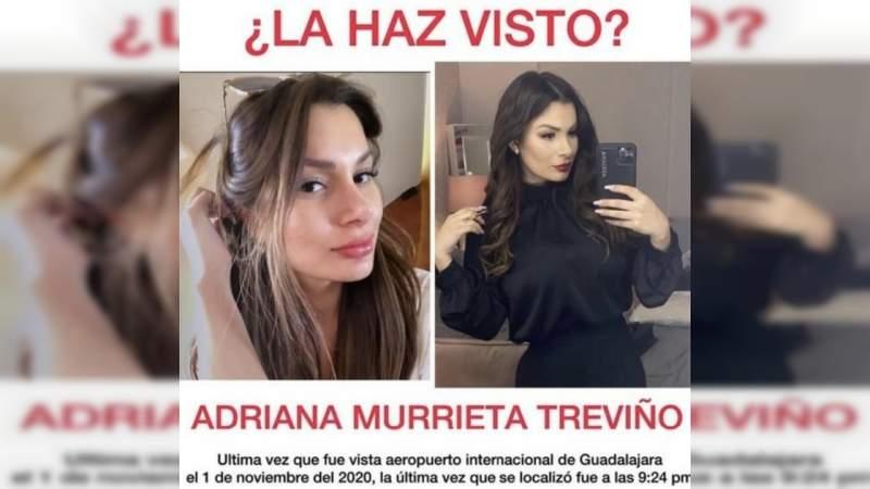 Ejecutan en Marras; Sonora a Adriana Murrieta Treviño joven influencer y empresaria