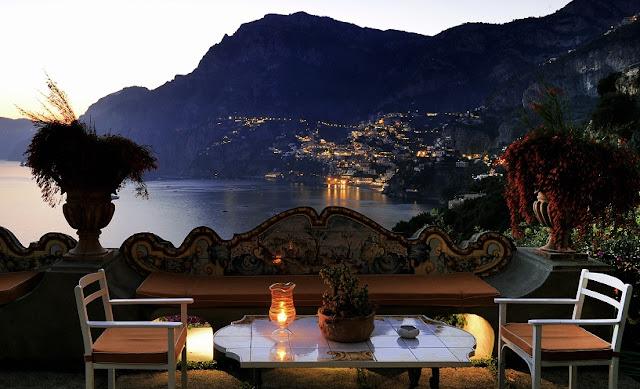 Região beira mar para ficar em Positano