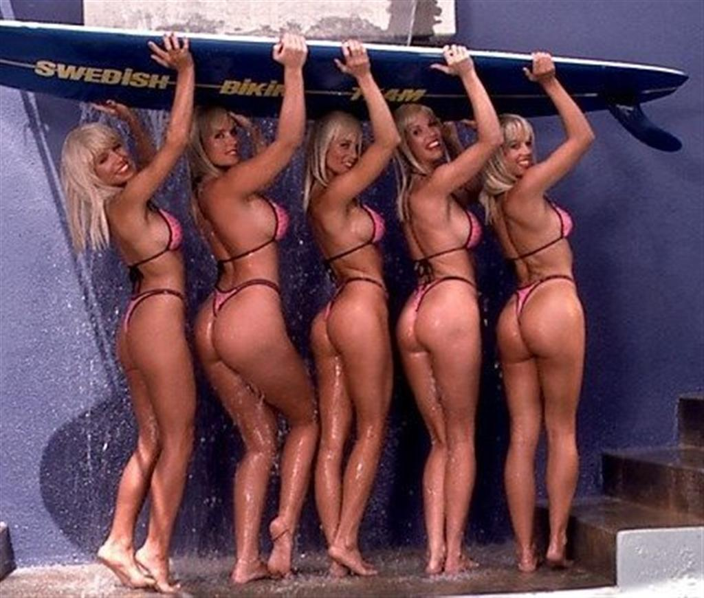 Swedish Bikini Team Playboy Photos Playboy Model Kristen Nicole Nude On Beach