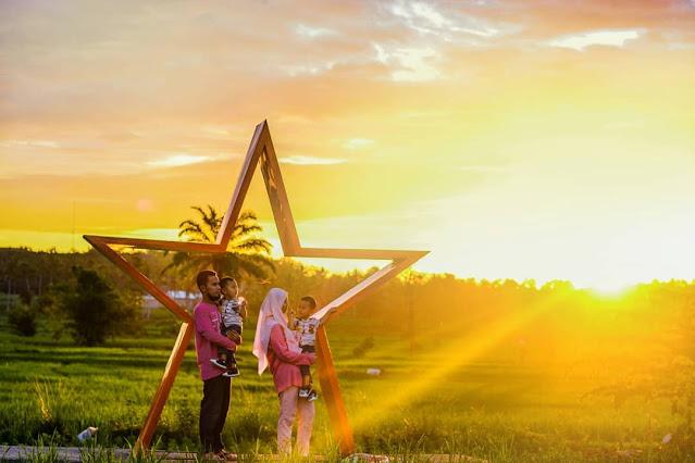 Tiket Masuk Taman Asmoro Jati Agung Lampung