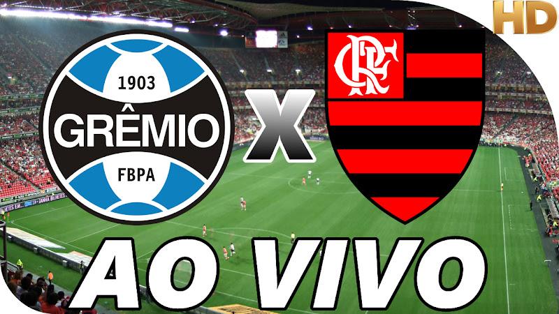 Assistir Grêmio x Flamengo Ao Vivo