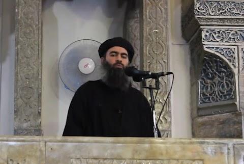 America celebrates the death of Abu Bakr al - Baghdadi [Donald Trump]