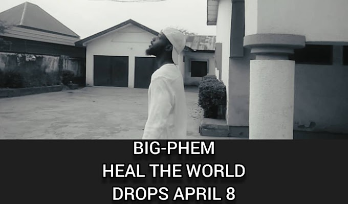 Music : big phem - heal the world [freestyle]