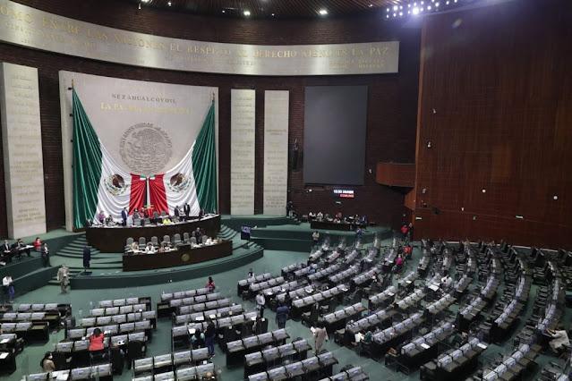 El Pleno de la Cámara de Diputados aprobó la integración de la Comisión Permanente