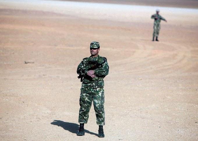 ÚLTIMA HORA | Argelia despliega sus soldados en la frontera suroeste.