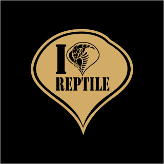 I Love Reptile Free Download Vector CDR, AI, EPS and PNG Formats