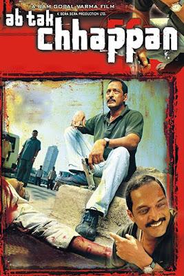Ab Tak Chhappan (2004) Hindi 720p HDRip ESub 600Mb x265 HEVC
