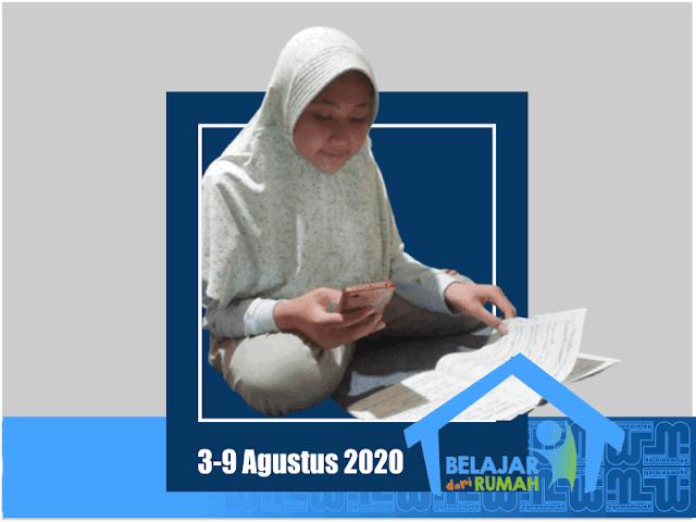 Jadwal BDR TVRI 3-9 Agustus 2020