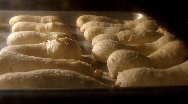 Receita de biscoito de polvilho