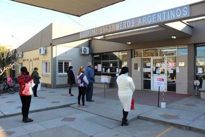Enfermeros Argentinos: Los consultorios externos comienzan a trabajar a pleno