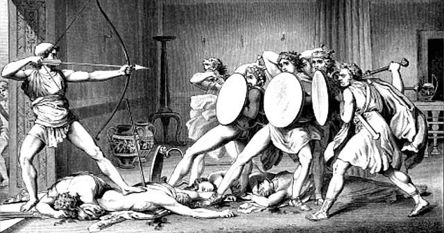 Το αληθινό νόημα της Οδύσσειας – Να διαβαστεί μετά απείρου προσοχής